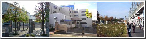 家族の家ひまわり永山周辺施設